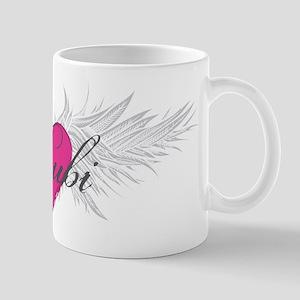 Rubi-angel-wings Mug