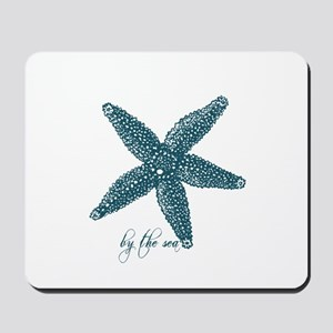 By the Sea Starfish Mousepad
