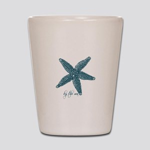 By the Sea Starfish Shot Glass