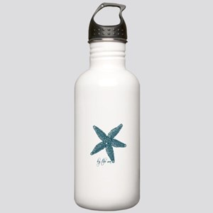 By the Sea Starfish Stainless Water Bottle 1.0L