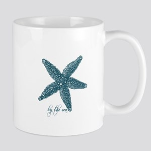By the Sea Starfish Mug