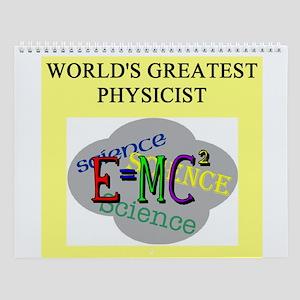 Funny Physics 2 Wall Calendar