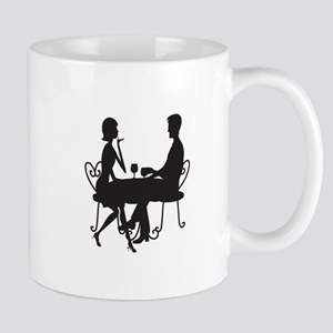 Couple Silhouette Mug