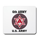 6TH ARMY Mousepad