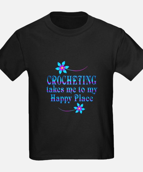 Crocheting My Happy Place T