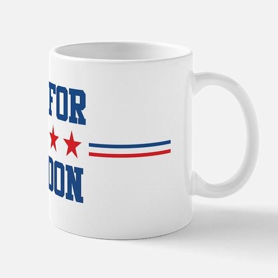 Vote for BRAYDON Mug