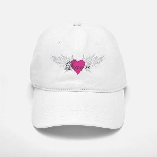 Quinn-angel-wings.png Baseball Baseball Cap