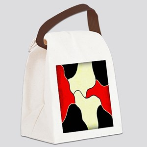 LAYERED * Canvas Lunch Bag