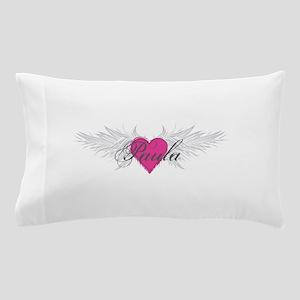 Paula-angel-wings Pillow Case