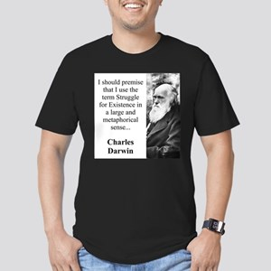 I Should Premise - Charles Darwin T-Shirt