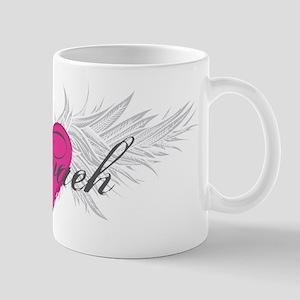 Nevaeh-angel-wings Mug