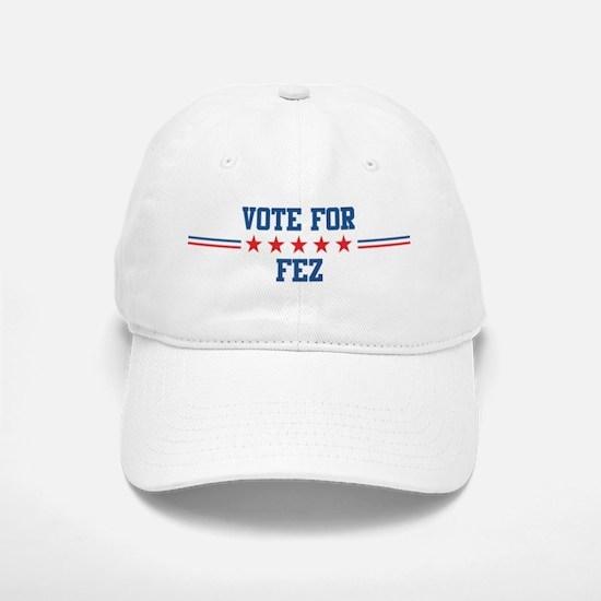 Vote for FEZ Baseball Baseball Cap