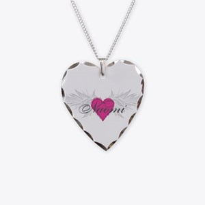 Naomi-angel-wings.png Necklace Heart Charm