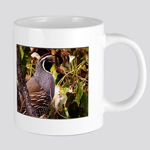 California Quail Mugs