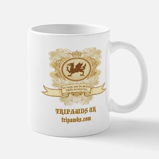 Tripawd Dragon Mug