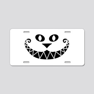 PARARESCUE - Cheshire Cat - Type 2 Aluminum Licens