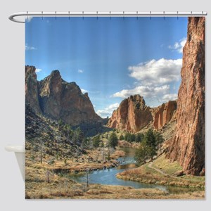 Smith 1 Shower Curtain