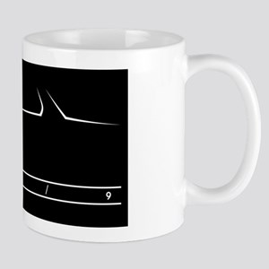 X1/9 Logo Mug (black)