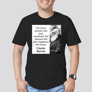 The Lower Animals - Charles Darwin T-Shirt