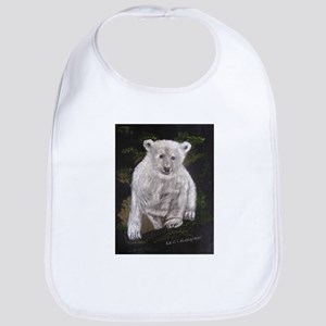 Young polar bear Bib