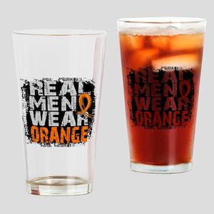 Real Men RSD Drinking Glass