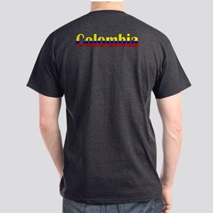 Colombia Dark T-Shirt
