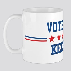 Vote for KEEGAN Mug