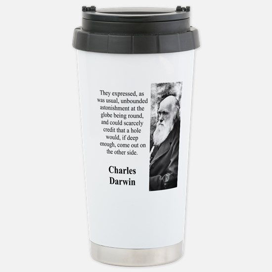 They Expressed As Was Usual - Charles Darwin Mugs