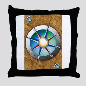 Orientation Throw Pillow