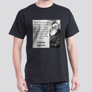 When I View All Beings - Charles Darwin T-Shirt
