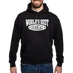 World's Best Grandad Hoodie (dark)