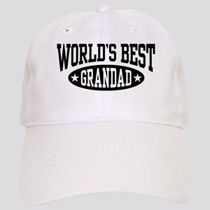 World's Best Grandad Cap