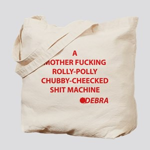 Dexter Debra Quote Tote Bag