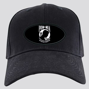 POW-MIA Black Cap
