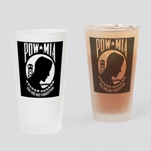 POW-MIA Drinking Glass