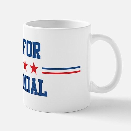 Vote for NATHANIAL Mug