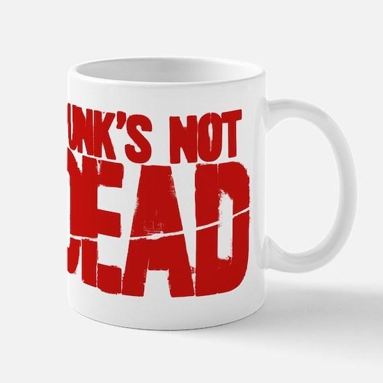 Punk's Not Dead Mug