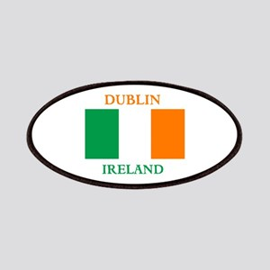 Dublin Ireland Patches