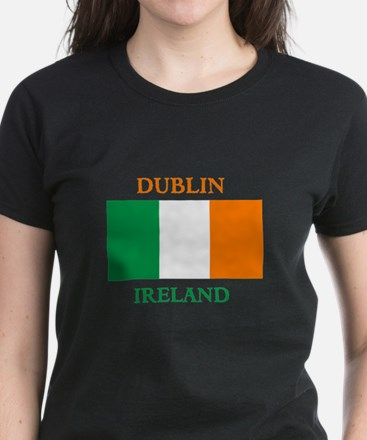 Dublin Ireland Women's Dark T-Shirt