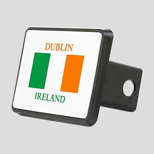 Dublin Ireland Rectangular Hitch Cover