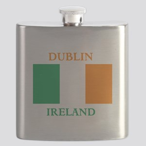 Dublin Ireland Flask