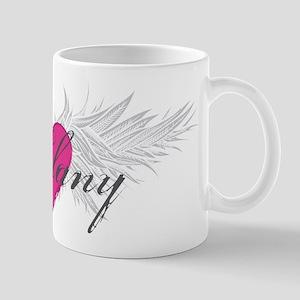 Melany-angel-wings Mug