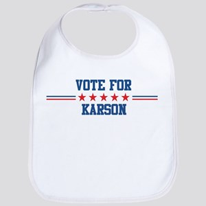 Vote for KARSON Bib