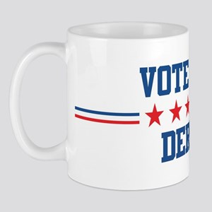 Vote for DEREK Mug
