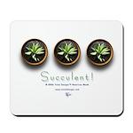 Succulent! #1 Mousepad