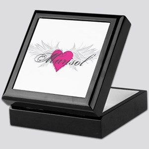 Marisol-angel-wings Keepsake Box