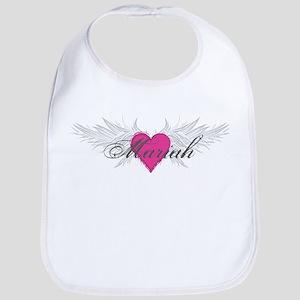 My Sweet Angel Mariah Bib