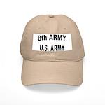 8TH ARMY Cap