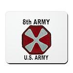 8TH ARMY Mousepad