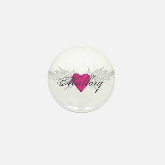 My Sweet Angel Mallory Mini Button